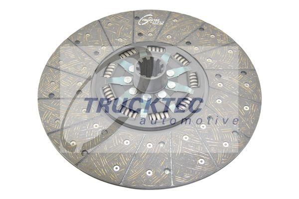 TRUCKTEC AUTOMOTIVE Kupplungsscheibe für MAN - Artikelnummer: 01.23.134