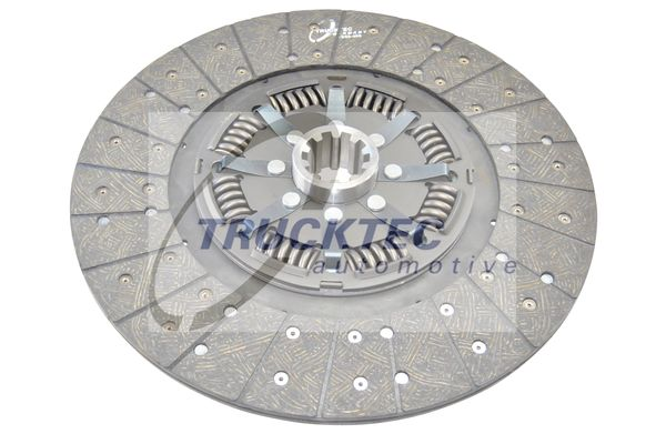 TRUCKTEC AUTOMOTIVE Koblingsskive til MERCEDES-BENZ - vare number: 01.23.140