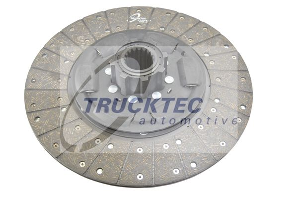 TRUCKTEC AUTOMOTIVE Kupplungsscheibe für MERCEDES-BENZ - Artikelnummer: 01.23.146