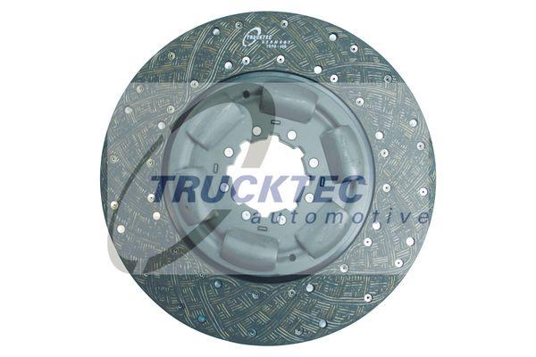 TRUCKTEC AUTOMOTIVE Koblingsskive til MERCEDES-BENZ - vare number: 01.23.147