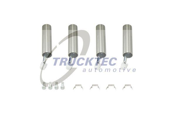 OE Original Getriebeölkühler 01.24.335 TRUCKTEC AUTOMOTIVE