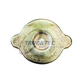 Verschlussdeckel, Kühlmittelbehälter TRUCKTEC AUTOMOTIVE 01.40.094 mit 15% Rabatt kaufen