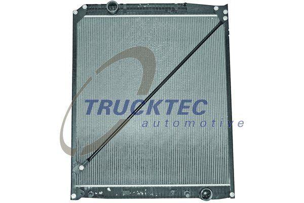 TRUCKTEC AUTOMOTIVE Kühler, Motorkühlung passend für MERCEDES-BENZ - Artikelnummer: 01.40.095