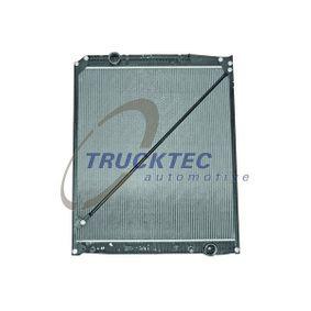 Kühler, Motorkühlung TRUCKTEC AUTOMOTIVE 01.40.095 mit 15% Rabatt kaufen