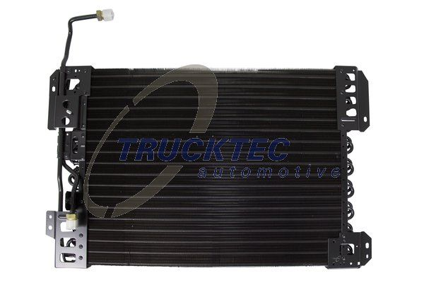 TRUCKTEC AUTOMOTIVE Kondensor, klimatanläggning till MERCEDES-BENZ - artikelnummer: 01.40.120