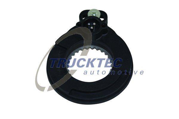 Kup TRUCKTEC AUTOMOTIVE Czujnik, zużycie okładzin hamulcowych 01.42.134 ciężarówki