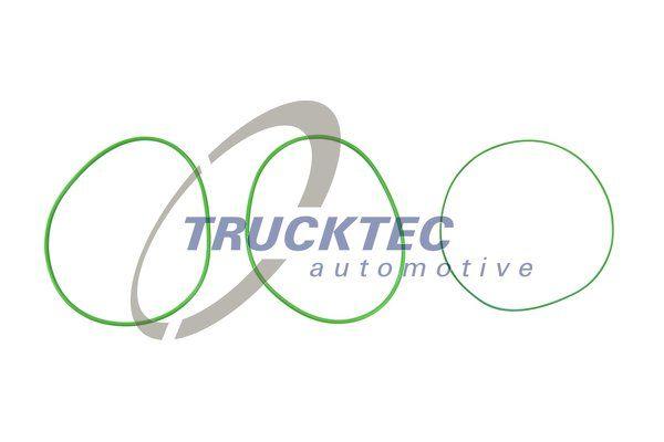 TRUCKTEC AUTOMOTIVE O-ringssats, cylinderfoder 01.43.212 till MERCEDES-BENZ:köp dem online