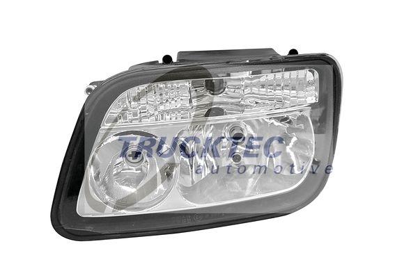 TRUCKTEC AUTOMOTIVE Reflektor do MERCEDES-BENZ - numer produktu: 01.58.049