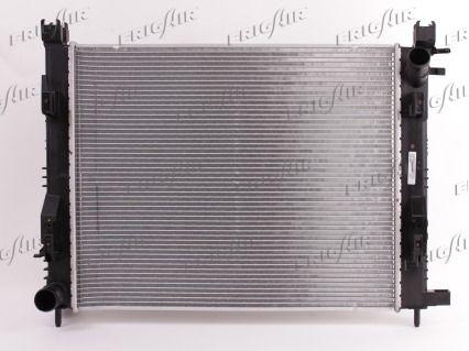 21170123 FRIGAIR Kühlrippen gelötet, Aluminium Netzmaße: 510x395x16mm Kühler, Motorkühlung 0109.3124 günstig kaufen