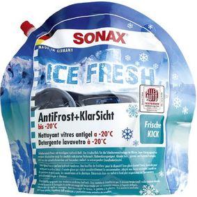 133441 SONAX Xtreme Polish & Wax 2 Hybrid NPT Inhalt: 3000ml Frostschutz, Scheibenreinigungsanlage 01334410 günstig kaufen