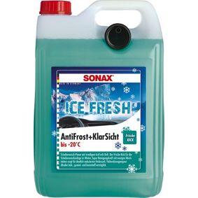 133541 SONAX Antifrost&KlarSicht bis -20°C IceFresh Inhalt: 5000ml Frostschutz, Scheibenreinigungsanlage 01335410 günstig kaufen