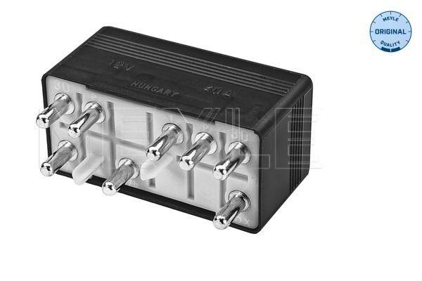 Реле, допълнителна работа на вентилатор на радиатора 014 830 0012 с добро MEYLE съотношение цена-качество