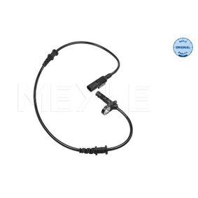 Raddrehzahl für Bremsanlage Vorderachse BOSCH 0 265 004 136 Sensor