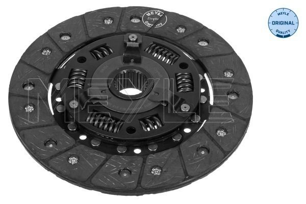 Clutch disc 017 215 2600 MEYLE — only new parts