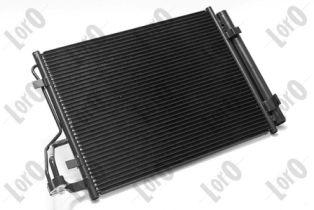 OE Original Klimakühler 019-016-0024 ABAKUS