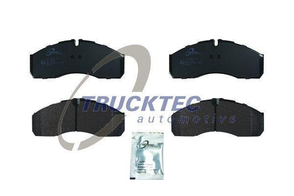 Bremsbelagsatz TRUCKTEC AUTOMOTIVE 02.35.242