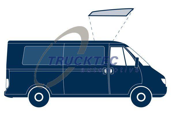 Buy Sunroof gasket TRUCKTEC AUTOMOTIVE 02.54.056