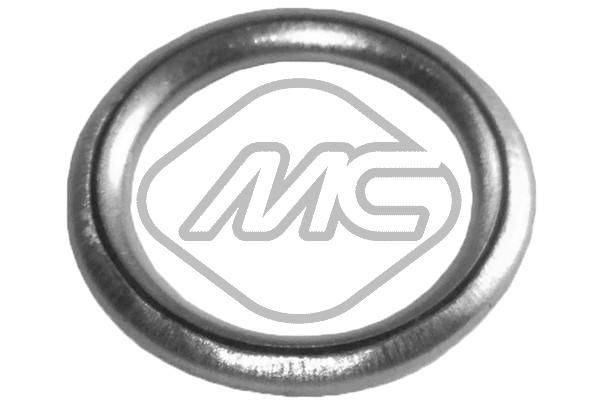 Ölablaßschraube Dichtring Metalcaucho 02000