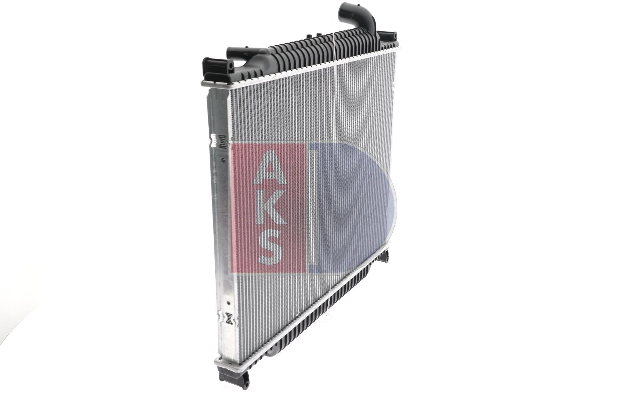 020023N Kühler Motorkühlung AKS DASIS in Original Qualität