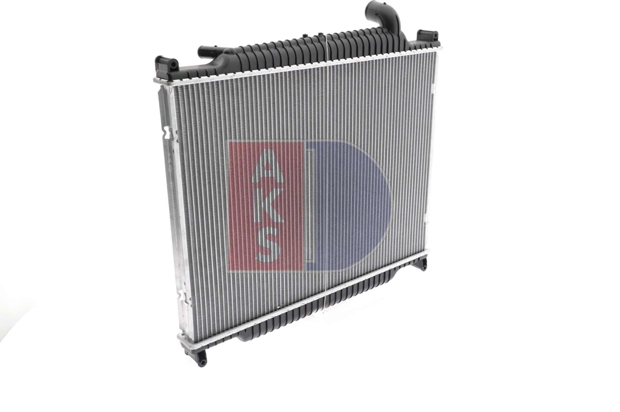 020023N Kühler, Motorkühlung AKS DASIS Test