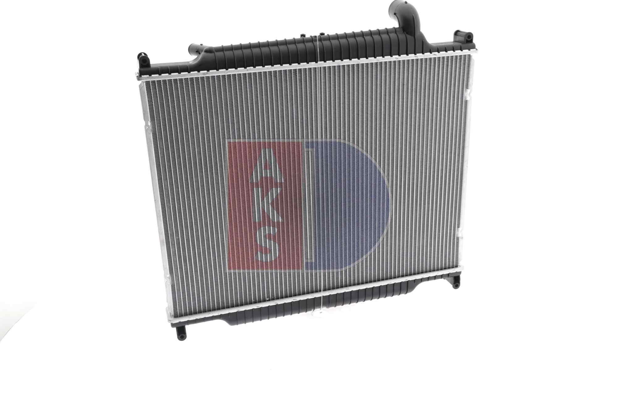 Kühler, Motorkühlung 020023N von AKS DASIS