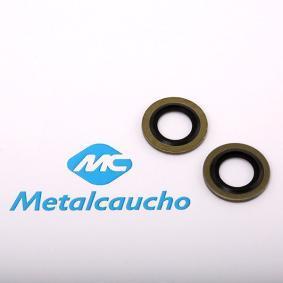 02024 Metalcaucho Gummi/Metall Dicke/Stärke: 1,5mm, Ø: 22mm, Innendurchmesser: 14mm Ölablaßschraube Dichtung 02024 günstig kaufen