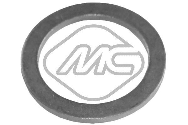 Ölablaßschraube Dichtung Metalcaucho 02032
