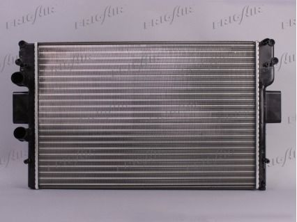 22049025 FRIGAIR Kühlrippen mechanisch gefügt, Aluminium Netzmaße: 645 x 455 x 38mm Kühler, Motorkühlung 0204.9025 günstig kaufen