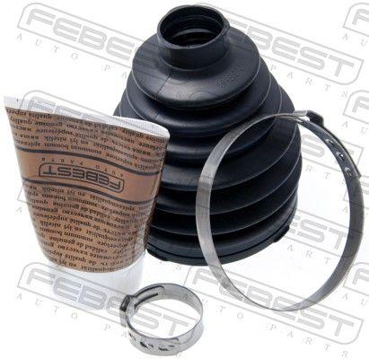 Cuffia facile semiasse 0217P-J1020 con un ottimo rapporto FEBEST qualità/prezzo