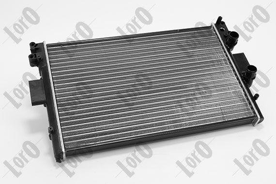 ABAKUS Kühler, Motorkühlung 022-017-0001