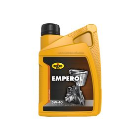 02219 KROON OIL EMPEROL 5W-40, 1l, Synthetiköl Motoröl 02219 günstig kaufen