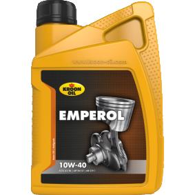 02222 KROON OIL EMPEROL 10W-40, 1l, Teilsynthetiköl Motoröl 02222 günstig kaufen