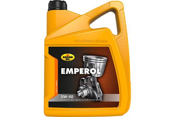 Comprare 02334 KROON OIL EMPEROL 5W-40, 5l, Olio parzialmente sintetico Olio motore 02334 poco costoso