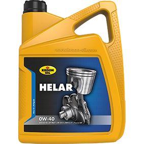 02343 KROON OIL HELAR 0W-40, 5l, Synthetiköl Motoröl 02343 günstig kaufen
