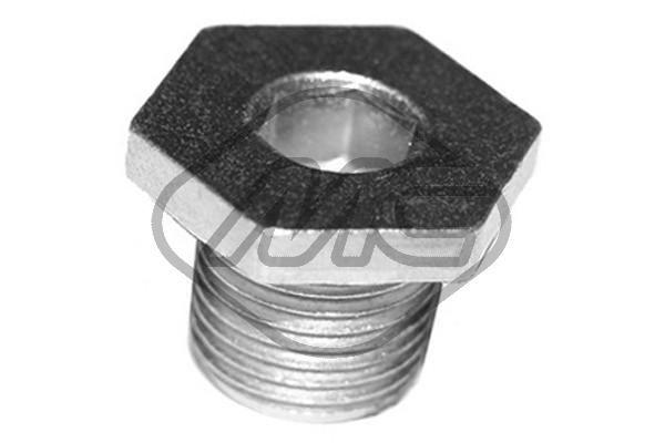 02452 Metalcaucho Gewindemaß: 14x125 Verschlussschraube, Ölwanne 02452 günstig kaufen