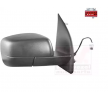 Wing mirror 0252818 with an exceptional VAN WEZEL price-performance ratio