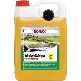 260500 SONAX ScheibenReiniger gebrauchsfertig Citrus Inhalt: 5000ml Sommer Reiniger, Scheibenreinigungsanlage 02605000 günstig kaufen