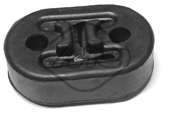 Original MINI Halter, Abgasanlage 02726