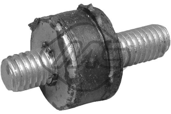 Metalcaucho: Original Halter, Luftfiltergehäuse 02823 ()
