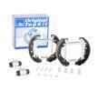 Bremssystem 03.0520-8219.3 mit vorteilhaften ATE Preis-Leistungs-Verhältnis
