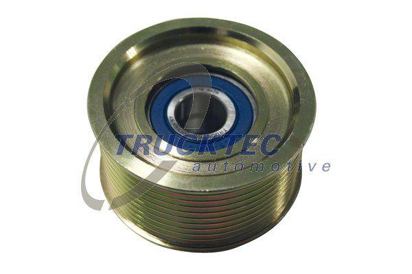 Poulie renvoi / transmission, courroie trapézoïdale à nervures TRUCKTEC AUTOMOTIVE 03.19.080 à bas prix