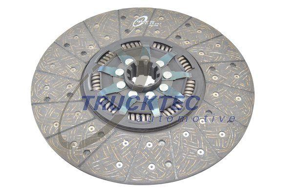 Disque d'embrayage TRUCKTEC AUTOMOTIVE pour VOLVO, n° d'article 03.23.101
