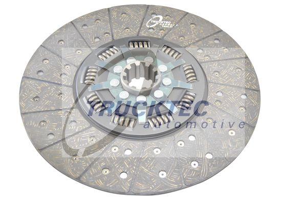 Buy TRUCKTEC AUTOMOTIVE Clutch Disc 03.23.102 truck