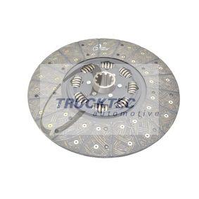 TRUCKTEC AUTOMOTIVE Lamellcentrum 03.23.109 - köp med 15% rabatt