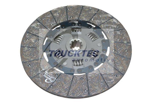 Kup TRUCKTEC AUTOMOTIVE Tarcza sprzęgła 03.23.156 ciężarówki