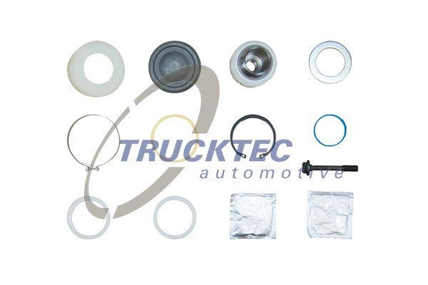 TRUCKTEC AUTOMOTIVE Zestaw naprawczy, wahacz do MAN - numer produktu: 03.32.001