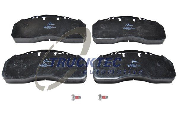 Buy TRUCKTEC AUTOMOTIVE Brake Pad Set, disc brake 03.35.037 for VOLVO at a moderate price