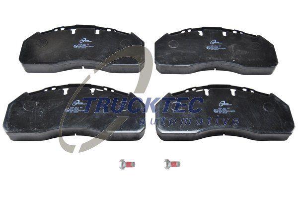 03.35.037 TRUCKTEC AUTOMOTIVE Kit de plaquettes de frein, frein à disque pour VOLVO FMX II - à acheter dès maintenant