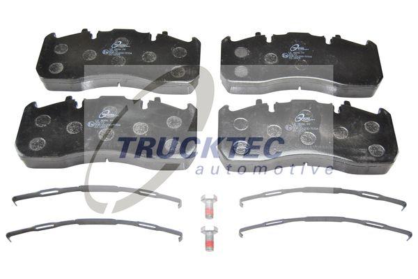 TRUCKTEC AUTOMOTIVE Brake Pad Set, disc brake 03.35.040 - buy at a 15% discount