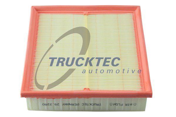 TRUCKTEC AUTOMOTIVE Filtr, wentylacja przestrzeni pasażerskiej do IVECO - numer produktu: 03.59.001